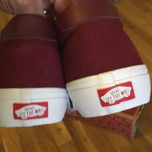 Vans Shoes - Vans size 7.5 new with box
